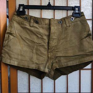 ⭐️Free people cute cargo shorts
